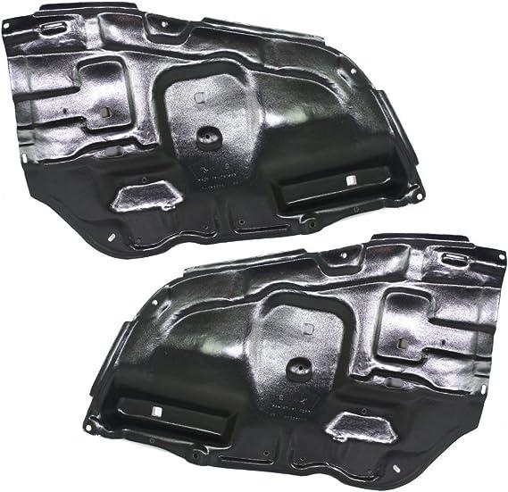 Splash Shield Front Left Side Fender Liner Plastic Sedan for AVALON 05-10