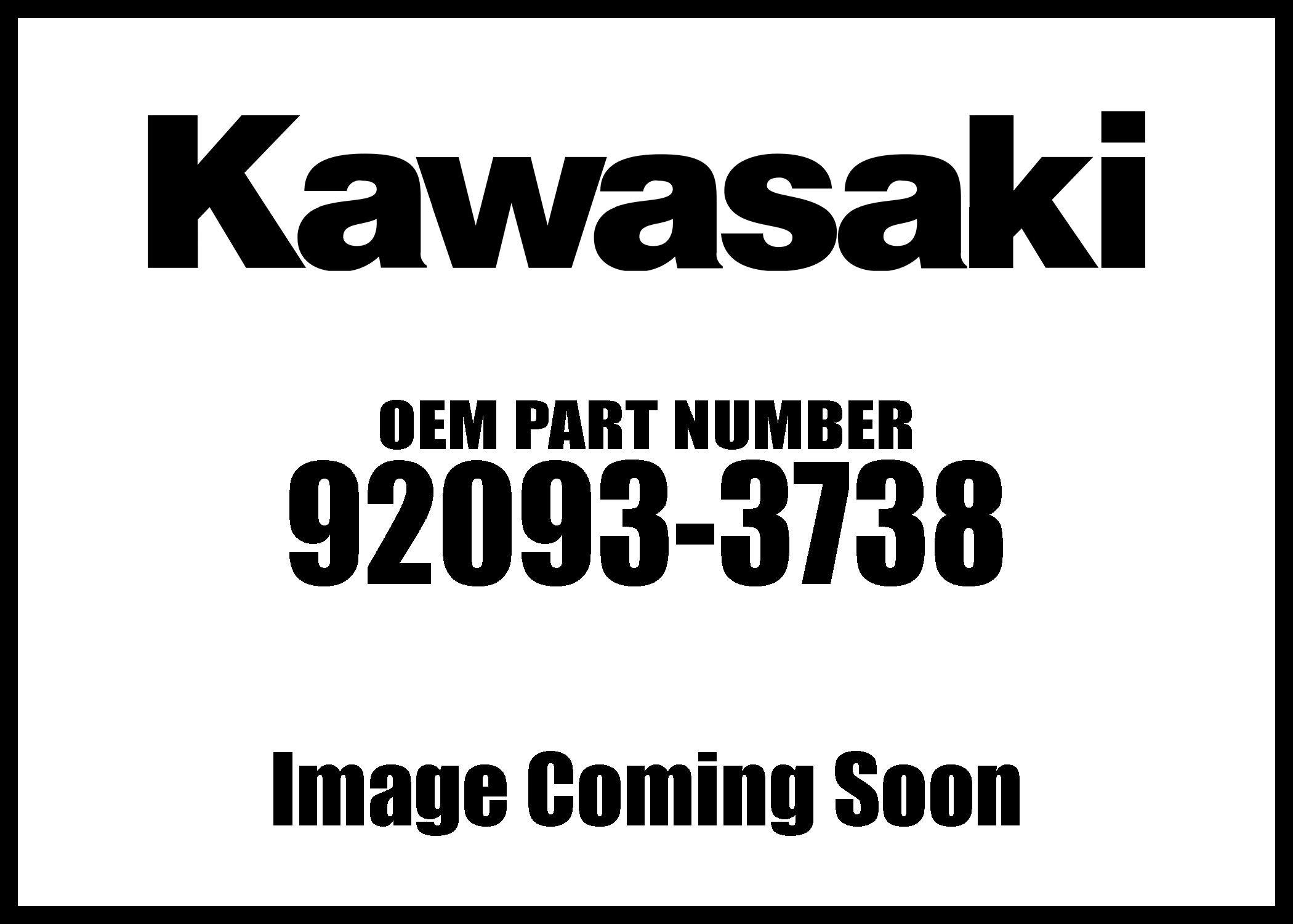 Kawasaki 1992-1999 Jet Ski 750 Ss Jet Ski Super Sport Xi Seal 92093-3738 New Oem