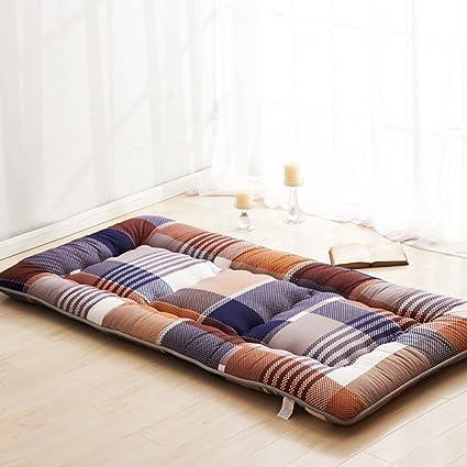 hxxxy Colchn Para Dormitorio del estudianteLavable Trasportabile