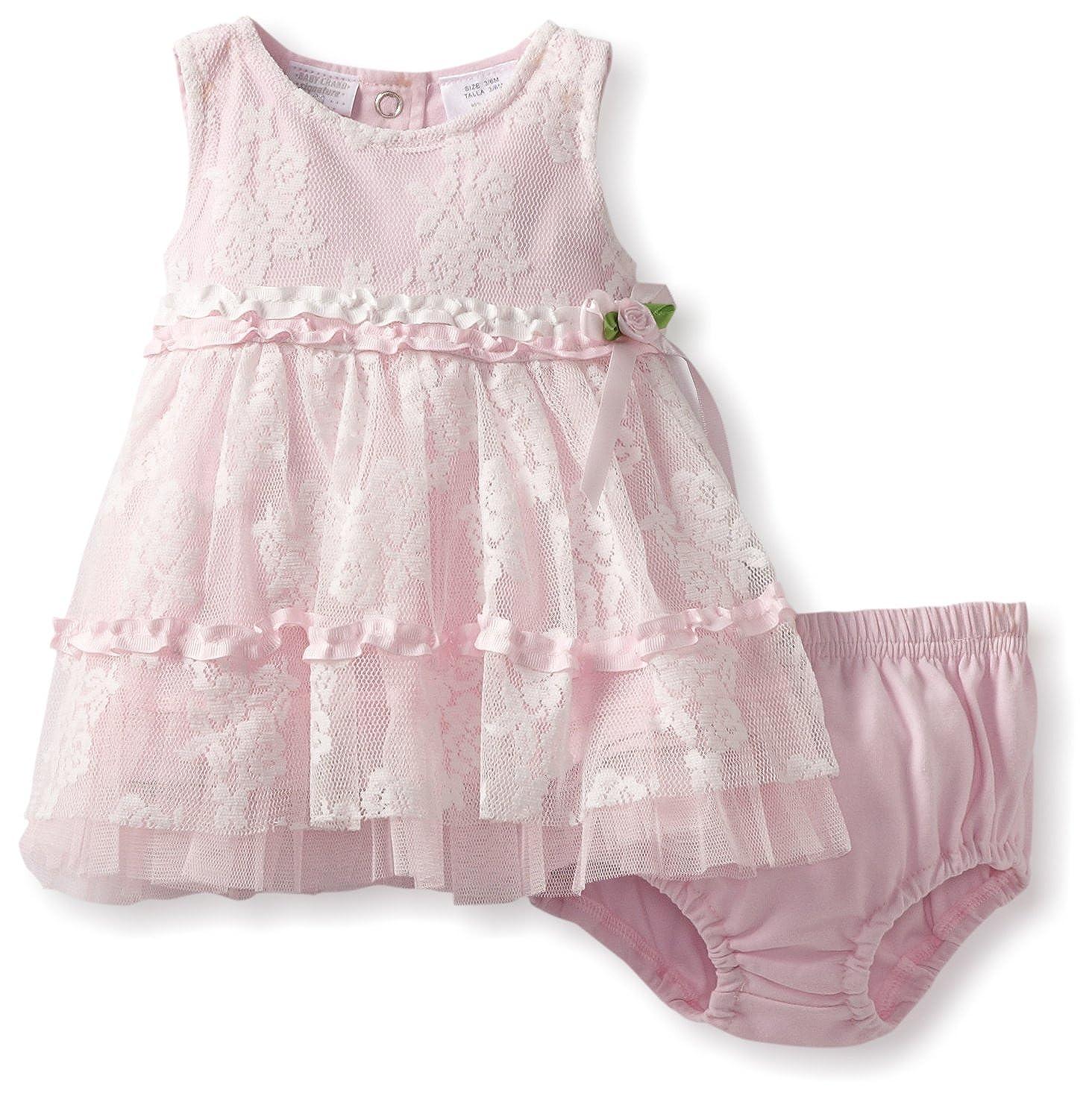 Baby Grand Signature Girls Dress 6-9 months