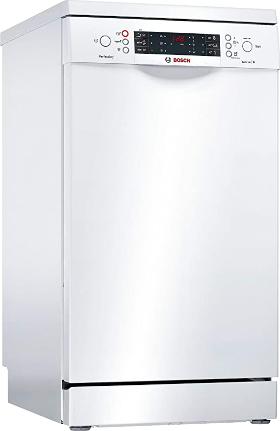 Bosch Serie 4 SPS66TW01E lavavajilla Independiente 10 cubiertos A ...