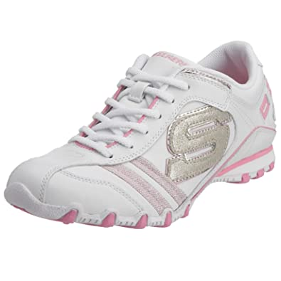 Skechers Bikers Tickled Pink 9999225 wgy, Damen Sneaker