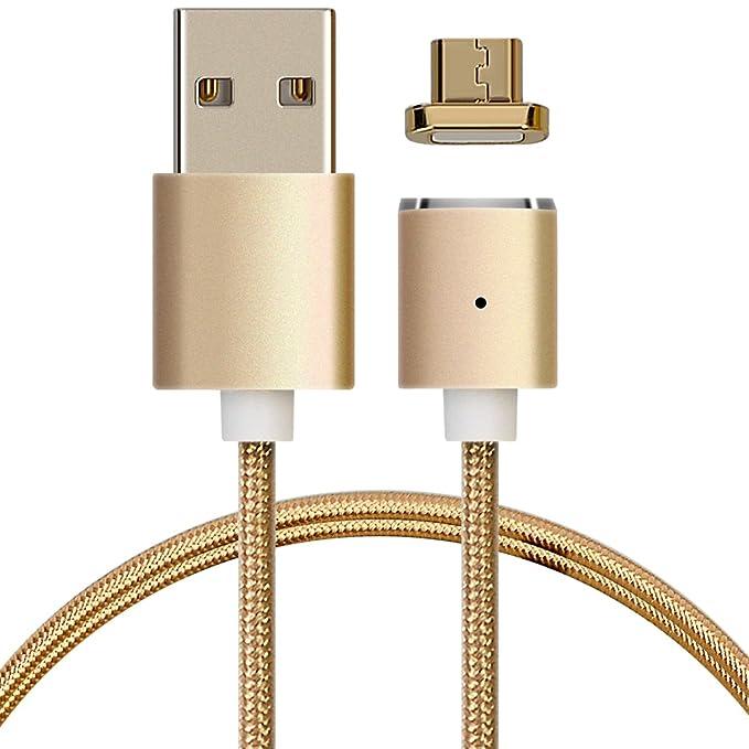17 opinioni per kwmobile cavo magnetico micro USB- trasferimento dati e ricarica lungo 1m