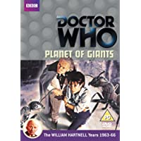Doctor Who - Planet of Giants [Reino Unido] [DVD]