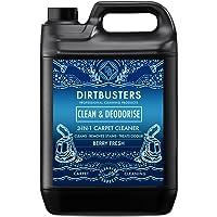 Limpiador de alfombras y tapicería Dirtbusters de 5litros