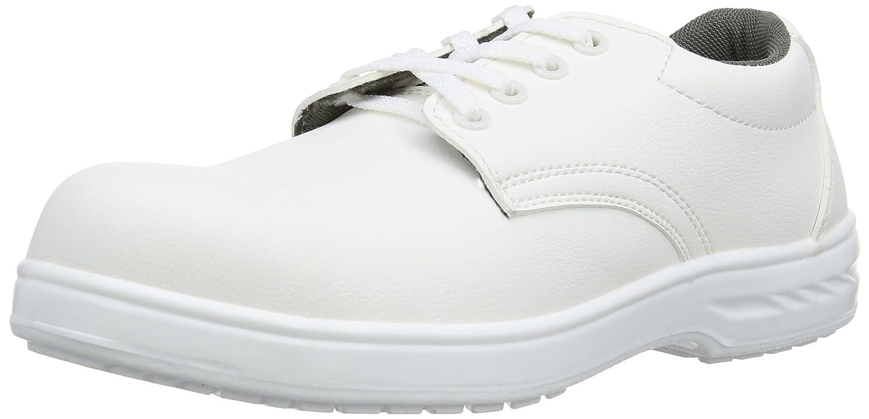 Portwest Steelite Laced Safety Shoe S2 - Chaussures de Sécurité Sécurité Sécurité - Homme 46|Blanc af7197