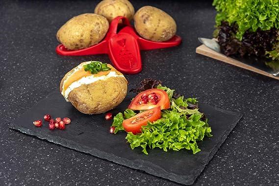 Good 2 Heat Plus 4301 - Bidón para patatas de microondas, plástico ...