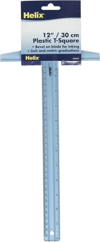 10*45Cm Plastic High-Definition Transparent Square Ruler Clothes-Making /&U#/&