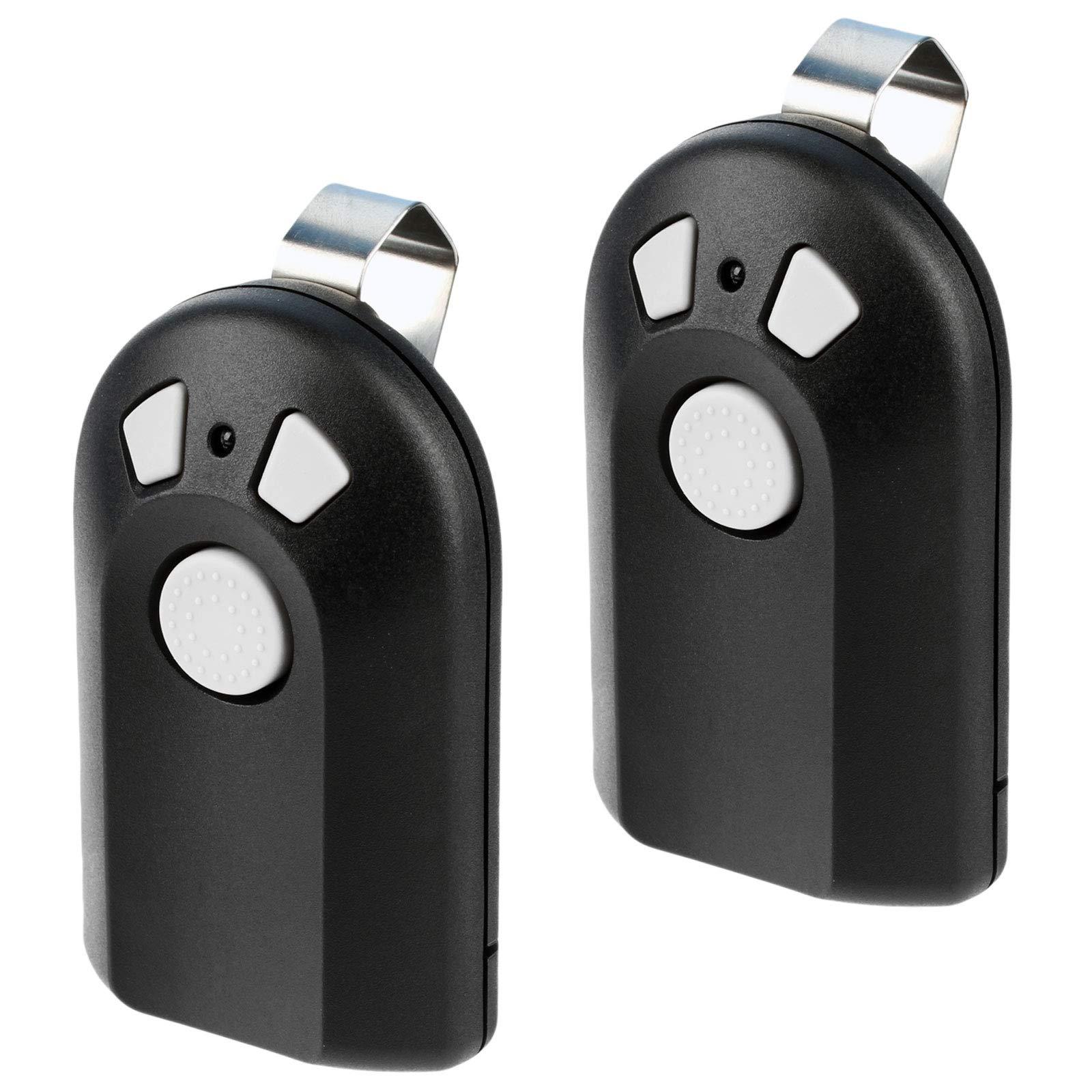 2 for Genie Garage Door Remote Intellicode ACSCTG Type 3 by TCK TECH