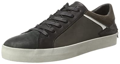 11012a17b, Sneakers Basses Homme, Gris (Grau), 43 EUCrime London