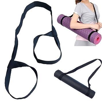 tteeko ajustable correa para transportar esterillas de yoga ...