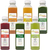 "The Fountain of Juice 100% Raw Juice ""Classic"" Cleanse Cold-Pressed No-HPP (1 Day)"