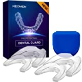 Dental Guard, 2 Sizes, Pack of 4. Anti Grinding Dental Night Guard