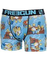 Freegun - Simpsons Boxer homme - FAMOUS