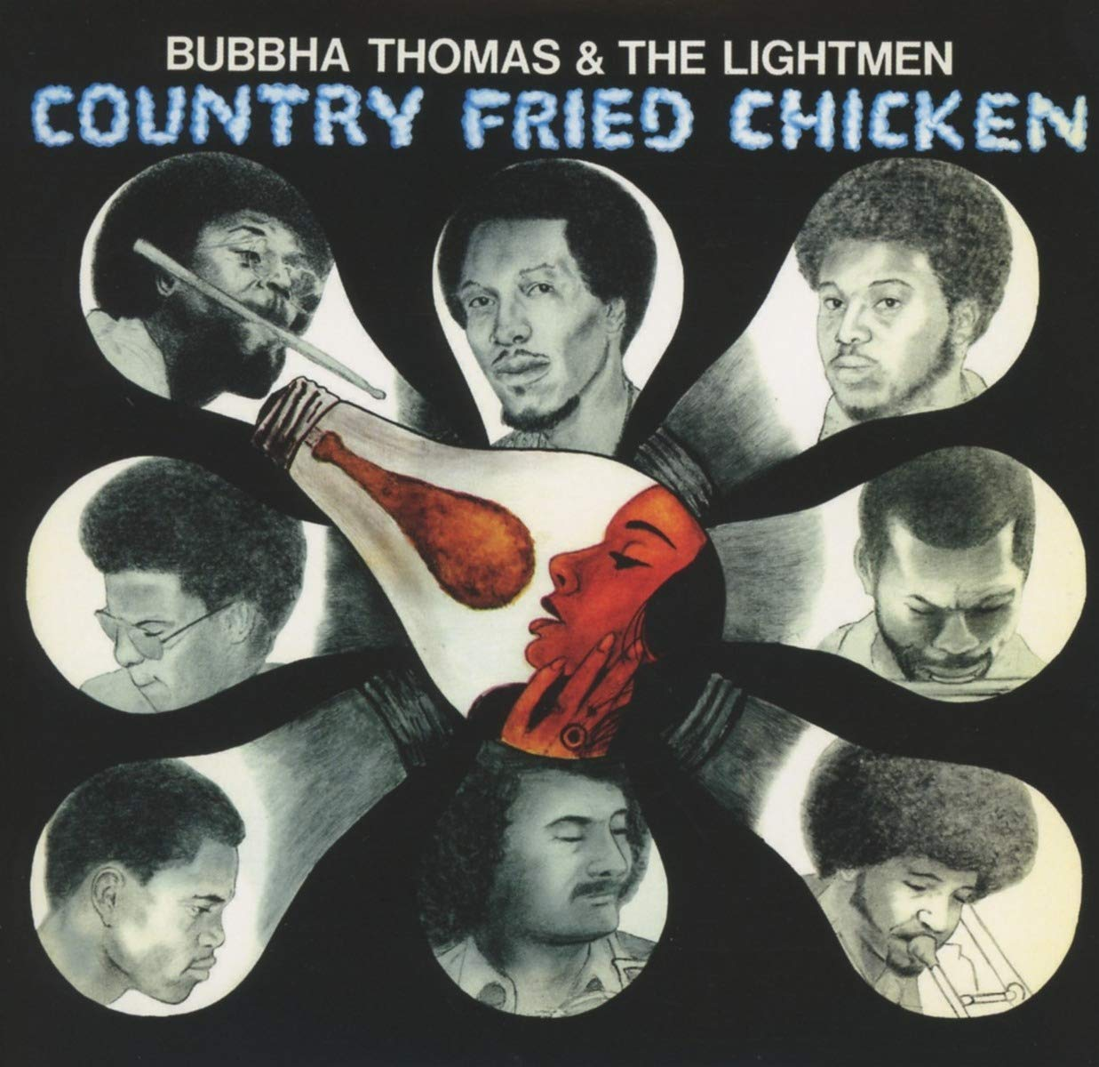 Bubbha Thomas The Lightmen Country Fried Chicken
