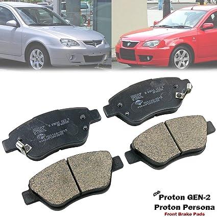 Amazon com: Front Disc Brake Pad For Proton GEN 2 GEN-2 GEN2