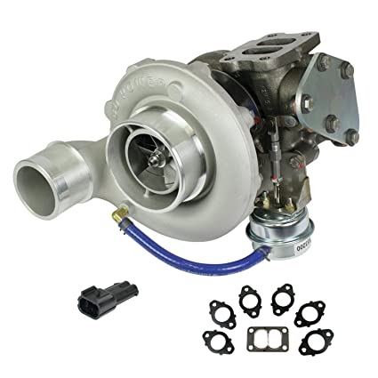 BD Diesel 1045161 Killer B Turbo Kit Incl. Killer B Single Turbo/Wastegate Fooler