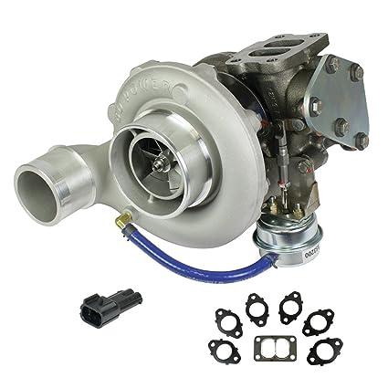 BD Diesel 1045161 Killer B Turbo Kit Incl. Killer B Single Turbo/Wastegate Fooler