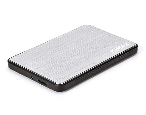 Caja externa USB 3.0 sin herramienta para disco duro SATA para ...