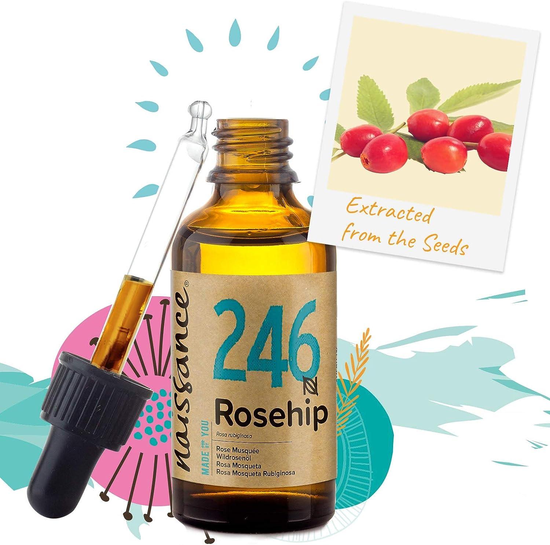Naissance Rosa Mosqueta Rubiginosa - Aceite Vegetal 100% Puro barato en oferta