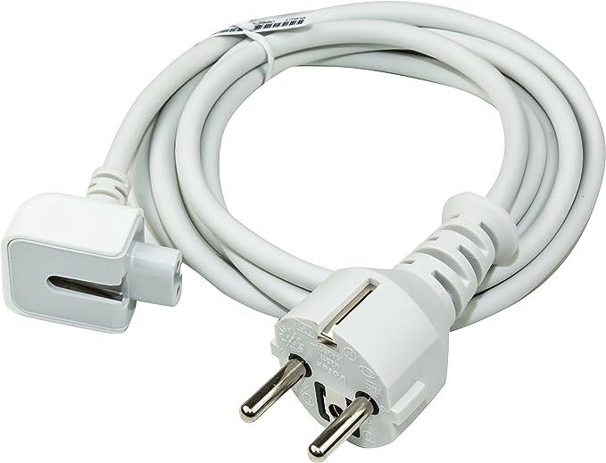 Luxburg Cable alargador para Cargador de Apple iPhone 2G / 3G, iPod, MacBook Air