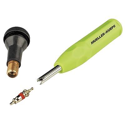 Mueller-Kueps 437 001/4 Valve Core Tool, 4 Pieces: Automotive