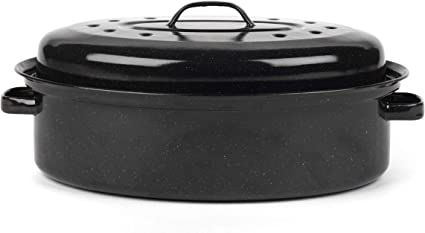 Self Basting Roaster with Lid