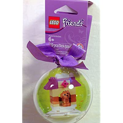 LEGO Friends Christmas Ornament (29 pcs.): Toys & Games