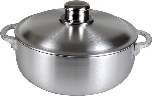 Amazon.com: Cocina Sense Caldero Holandesa de aluminio ...