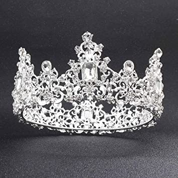 8pcs 4 Colours Fashion Crowns for  Headwear Jewelry Accessories for Dol/_ec