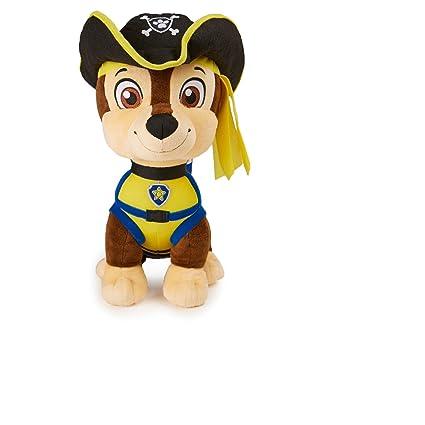 Amazon.com: Paw Patrol Chase almohada Pirata Buddy: Toys & Games