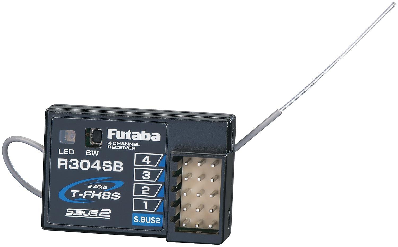 FUTABA R304SB 2,4 2,4 2,4 G Fhss Telemetrie Empfänger dc318a