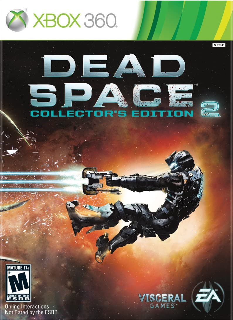 amazon com dead space 2 xbox 360 video games rh amazon com PSP Dead Space dead space xbox 360 manual