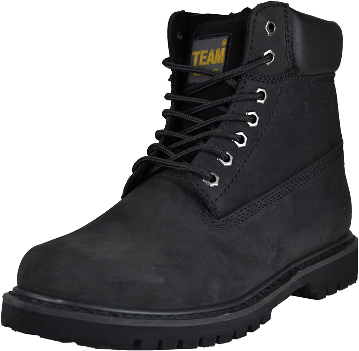 Mens Boots Water and Oil Resistant Work