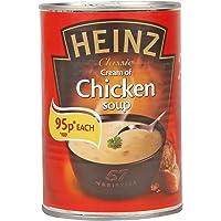 Heinz Cream of Chicken Soup, 400g