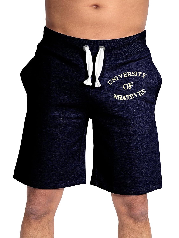 University of Whatever Herren Joggingshorts 'UOW' Sweat Short 3 Farben