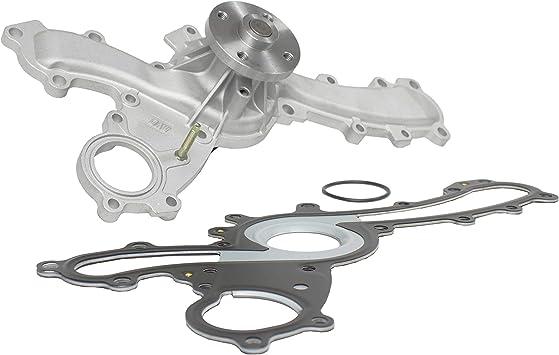 DNJ WP968 Water Pump For 05-15 Lexus Toyota Camry 3.5L V6 DOHC 24v 2GRFE 2GRFXE