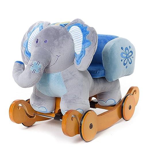 26 opinioni per Labebe- Elefante a Dondolo e Elefante Cavalcabile