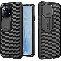 Funda para Xiaomi Mi 11 Lite, Protección de la cámara Carcasa Cubierta de cámara Deslizante Proteger Ultra-Delgado…