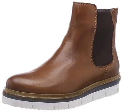 75e0f49fa0c1 Bianco Damen Cleated Chelsea Boots  Amazon.de  Schuhe   Handtaschen