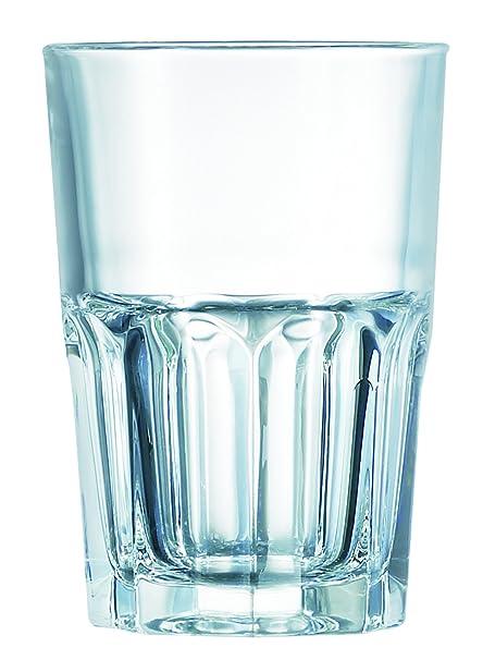 Luminarc New America - Estuche de 3 vasos, forma alta, 40 cl