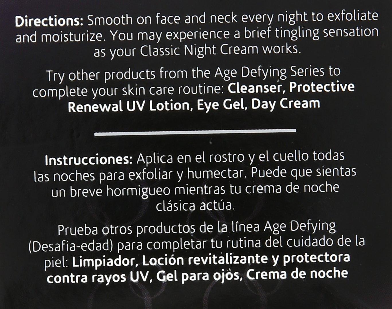 OLAY Age Defying Classic Night Cream 2.0 oz by Olay