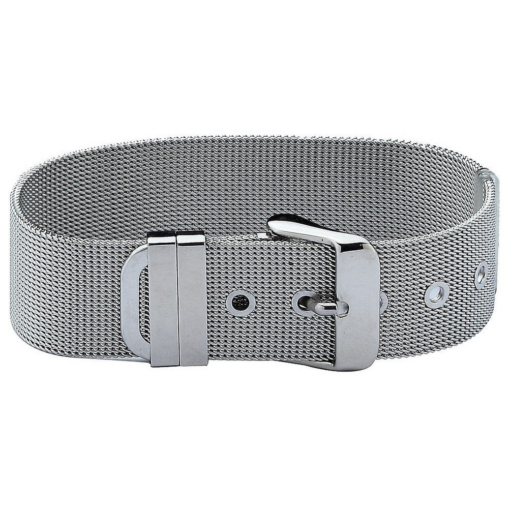 Joe Cool Bracelet Belt with Buckle Made with Surgical Steel /& Tin Plate
