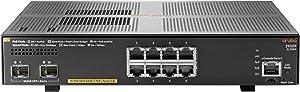 HP JL258A Aruba 2930F 8G PoE+ 2SFP+ Switch