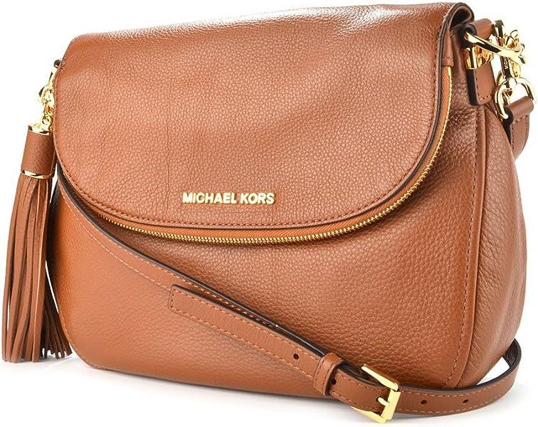 0330325ba47a MICHAEL Michael Kors Bedford Tan Tassel Convertible Shoulder Bag one ...