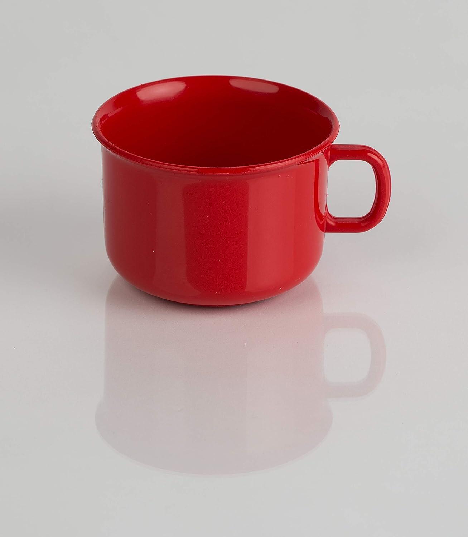 Tazza in plastica per bambini Rosso colore Kimmel 21-000-2003-1