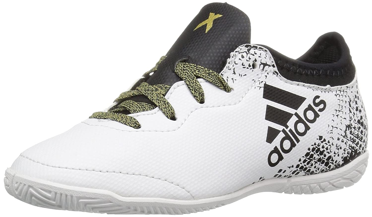 adidas Performance Kids' X 16.3 Court Soccer Shoe