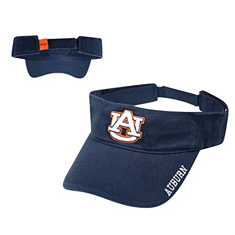 f87b86094d0df Amazon.com   Auburn Tigers Official NCAA Visor Twice by Top of the ...