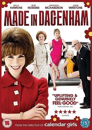 Made In Dagenham Dvd 2010