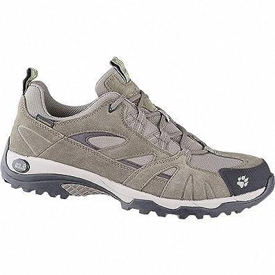 Jack Wolfskin Vojo Hike Texapore Women Leder Outdoor Schuhe